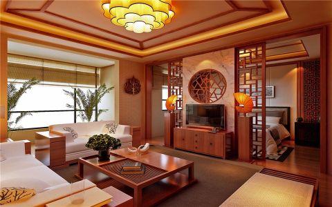 本案例业主为年轻夫妻,夫妻俩都很喜欢丰富的色彩,喜欢与众不同的设计风格,所以设计师为业主量身定制了东南亚风格,以浓厚的色彩突出东南亚风格充满异域风情的特点!从而满足客户需求!!