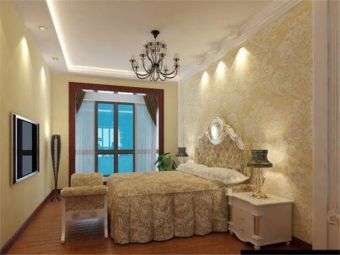 卧室简约风格装饰图片