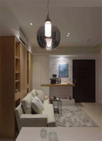2019韩式客厅装修设计 2019韩式灯具图片