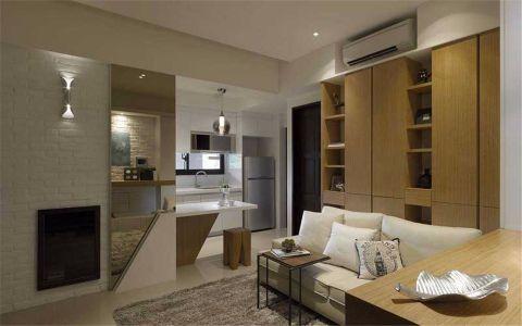 2019韩式客厅装修设计 2019韩式沙发装修设计