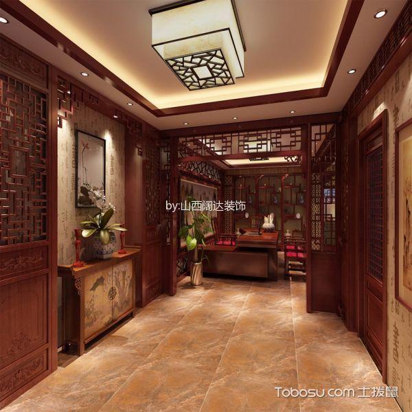 走廊装修实景图