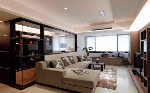 2020现代70平米装修效果图大全 2020现代二居室装修设计