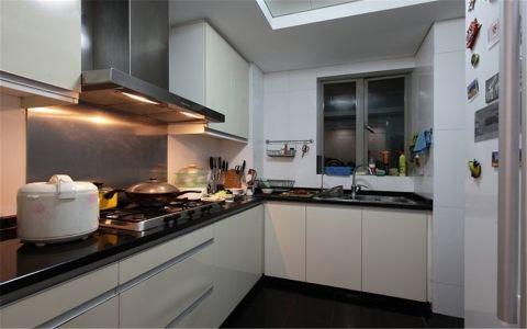 厨房欧式风格装饰效果图