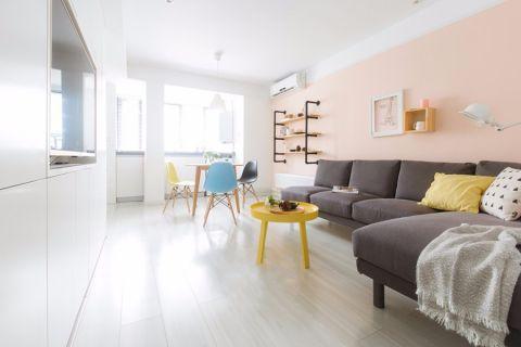 大同公寓北欧风格装修效果图