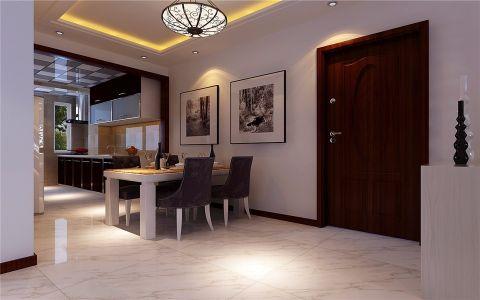 2019现代90平米效果图 2019现代二居室装修设计