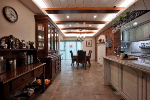 滨湖金榈园中式风格别墅设计效果图