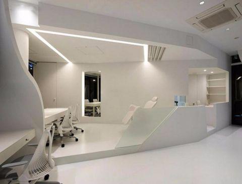 现代医院装修效果图