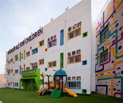 45万幼儿园装修效果图