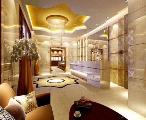 15万珠宝展厅工装装修效果图