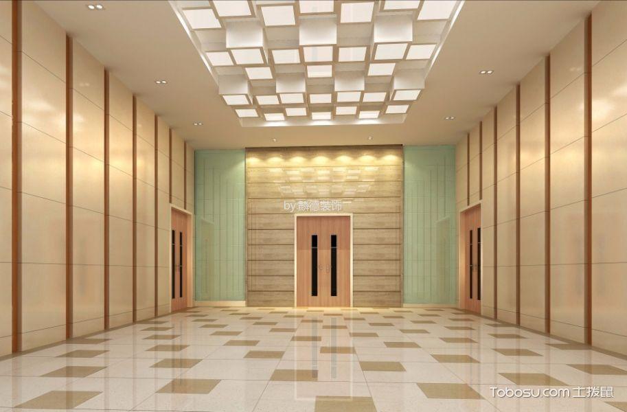 门厅一装潢实景图片