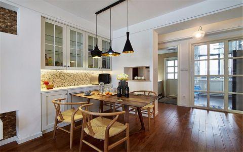 2020欧式110平米装修图片 2020欧式公寓装修设计