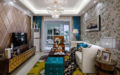 2019法式150平米效果图 2019法式公寓装修设计