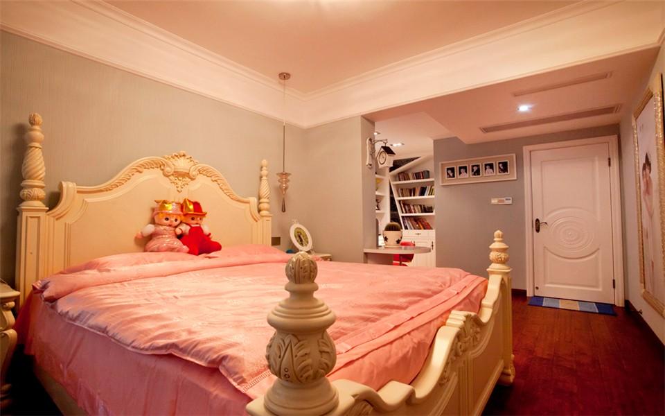 4室2卫1厅140平米简欧风格