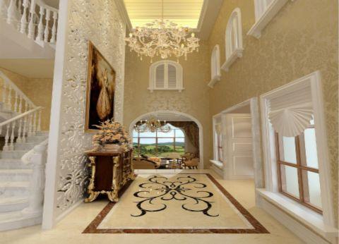 宝珊花园别墅欧式风格效果图