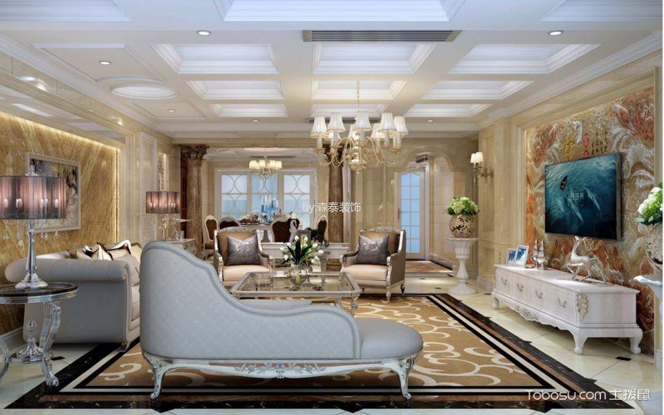 南安自建别墅欧式风格效果图