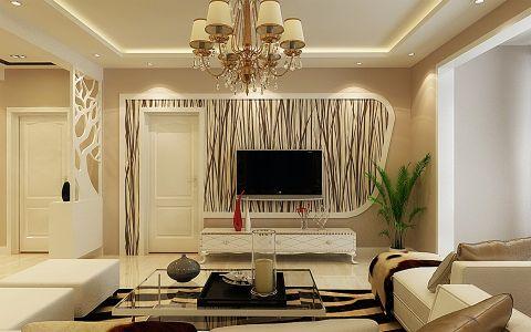 现代简约整体家装效果图