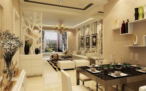 2021欧式110平米装修设计 2021欧式套房设计图片