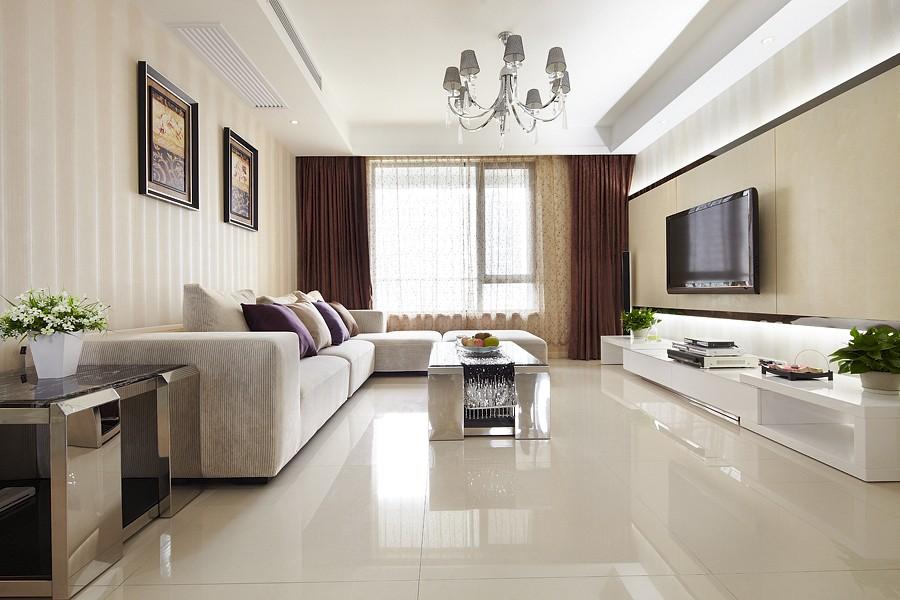 4室2卫2厅200平米现代简约风格