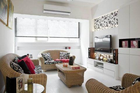 2020現代簡約60平米裝修效果圖片 2020現代簡約二居室裝修設計