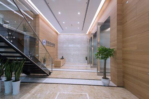 香港城市规划院工装装修效果图