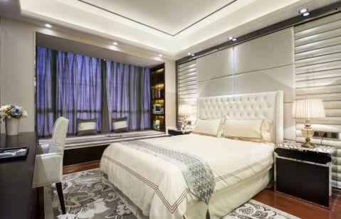 2020新中式卧室装修设计图片 2020新中式背景墙装修设计