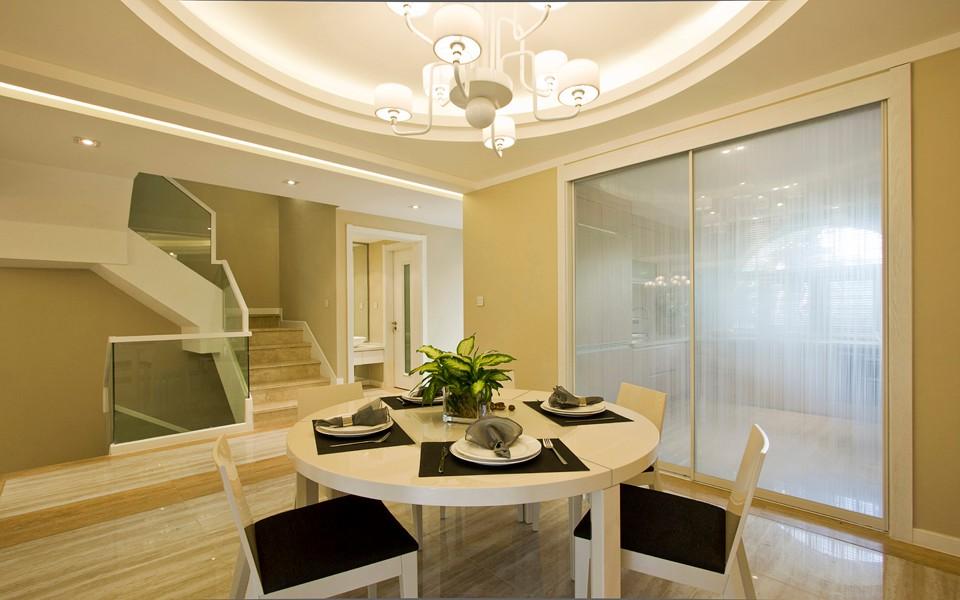 4室3卫2厅350平米现代简约风格