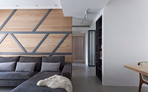 2019现代80平米设计图片 2019现代公寓装修设计