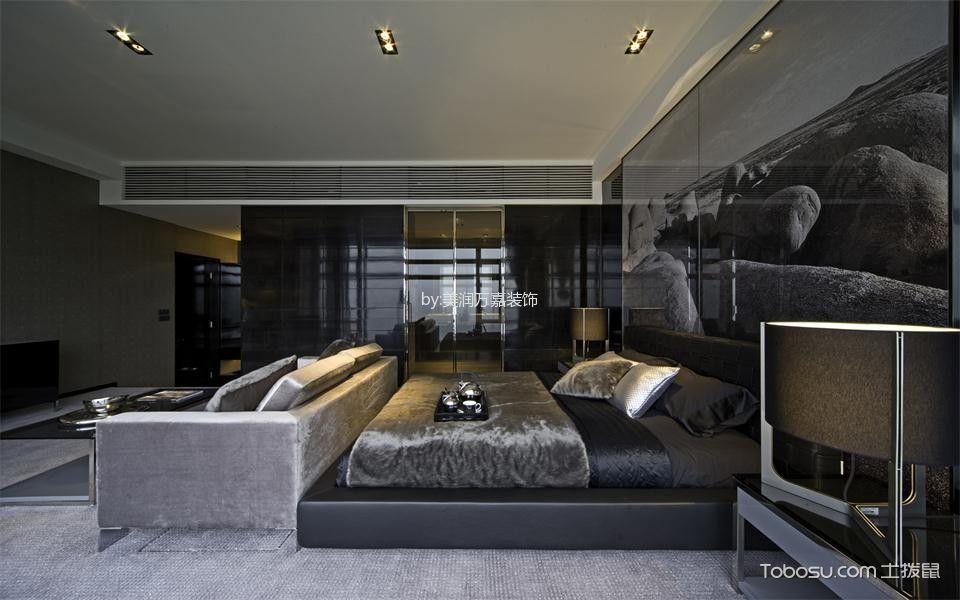 北京北京玫瑰园小区120平米简约风格效果图