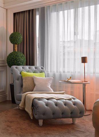 窗帘欧式风格装潢图片