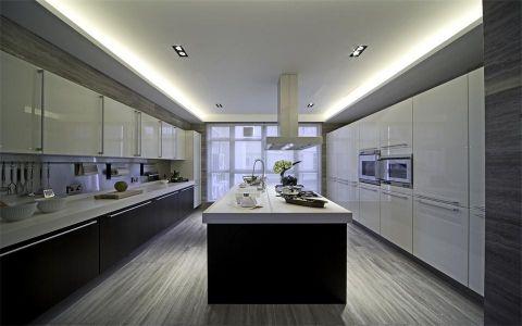 厨房吊顶简约风格装饰图片