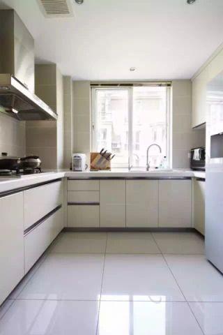 厨房简约风格效果图