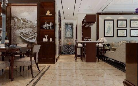 走廊混搭风格装潢效果图