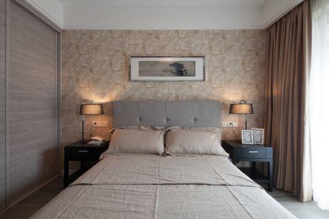 九龙仓碧玺160平米现代简约风格三居室装修效果图