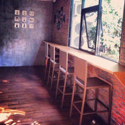 咖啡厅工业风格装修效果图