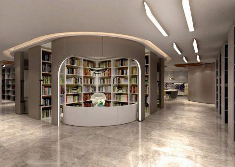比亚迪图书馆工装设计图欣赏