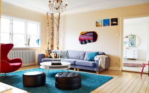 2018北欧80平米设计图片 2018北欧二居室装修设计