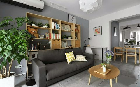 2020北欧100平米图片 2020北欧二居室装修设计