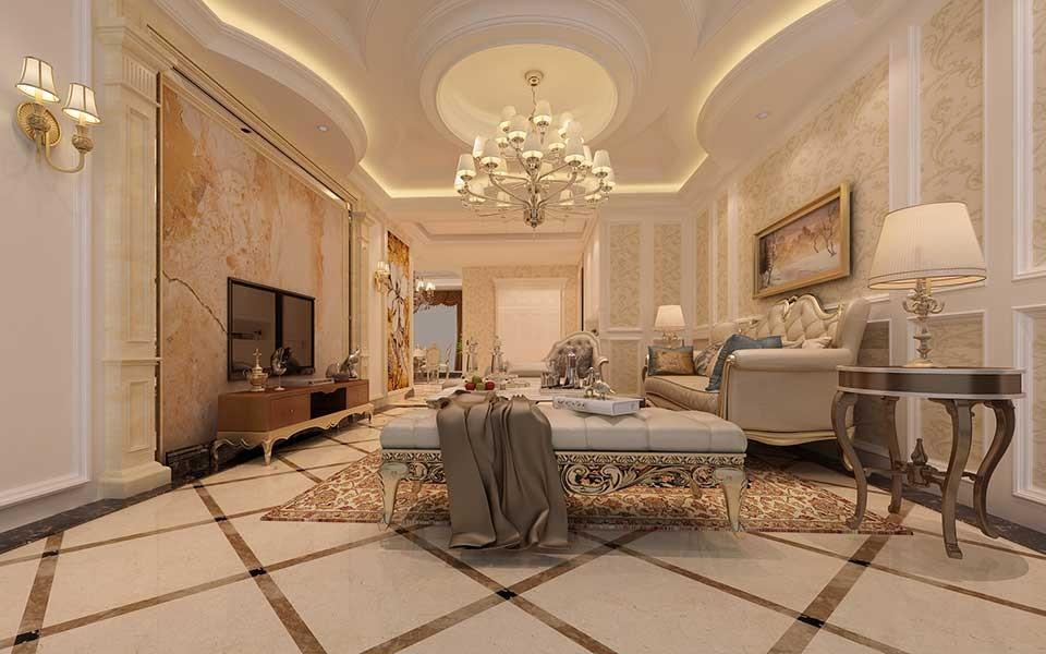 3室4卫3厅247平米欧式风格