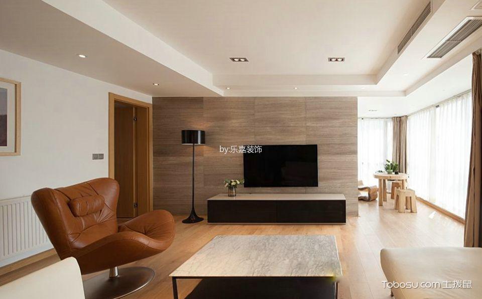 观山名筑120平米简欧风格三室两厅两卫装修效果图图片
