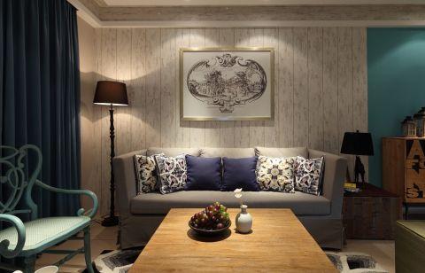 九龙仓时代上院120平米北欧风格三居室装修效果图