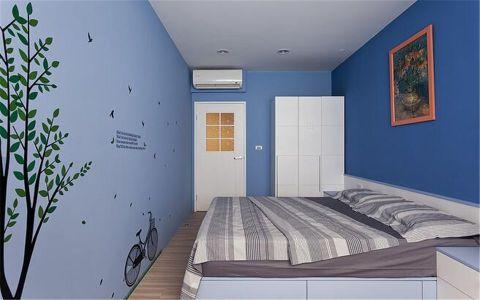 现代卧室衣柜u乐娱乐平台设计图片