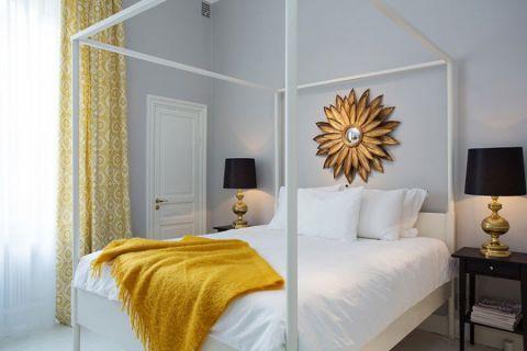 南诏苑250平米北欧风格三居室装修效果图
