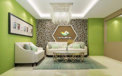 宁波市绿萝国际母婴会所工装装潢图片欣赏