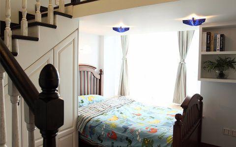 窗帘混搭风格装潢设计图片
