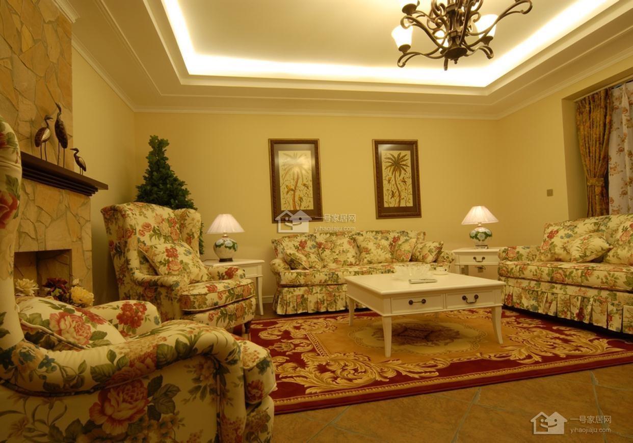 2室1卫1厅89平米现代简约风格