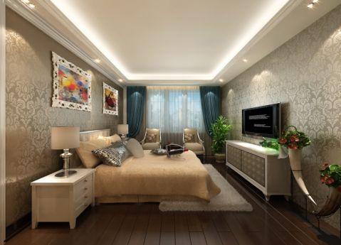 星光耀法式风格室内效果图