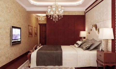2020欧式120平米装修效果图片 2020欧式一居室装饰设计