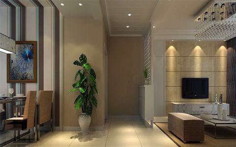 锦艺国际华都现代风格大公寓效果图