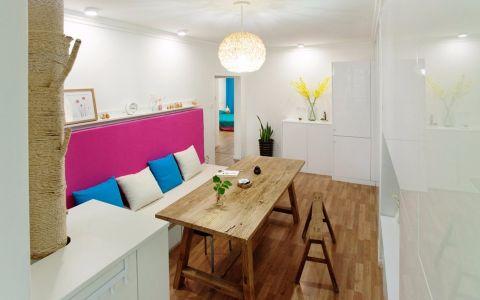 长城公寓老房改造现代简约风格效果图
