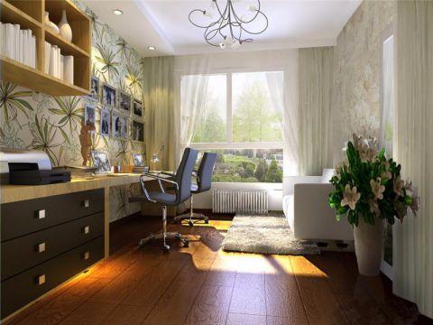 本案力求营造一个温馨舒适的居家环境,抽离过多反复雕饰,从大空间精心细致雕琢,使整个空间显得流畅,结构十分合理,浑然天成。在客厅里小坐  轻松自在,加上简洁精致的饰品点缀,提升空间的品质。客厅散发着温馨亲切的情调,可以尽情享受舒适的生活氛围。营造出宁静  高贵  极致的空间。